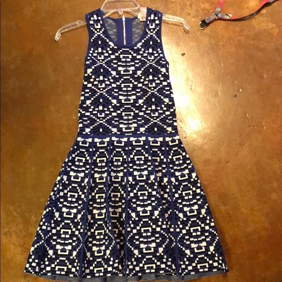 Parker Dresses & Skirts - Parker patterned racerback dress